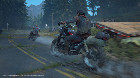 Days Gone PC : Stratégie Sony, nouveautés, portage... 5 questions à Bend Studio
