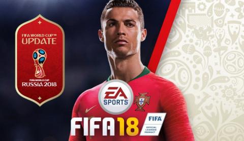 FIFA 18 : World Cup Russia