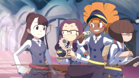 Little Witch Academia : Chamber of Time : La magie opère-t-elle vraiment ?