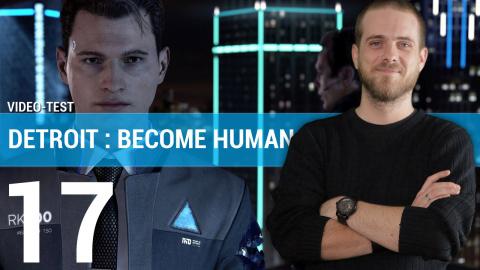 Detroit : Become Human - Notre avis en moins de trois minutes