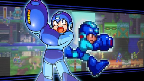 Mega Man Legacy Collection 2 : la totale pour la Switch sur Switch