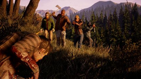 Xbox Live Gold : Restez groupés sur State of Decay 2