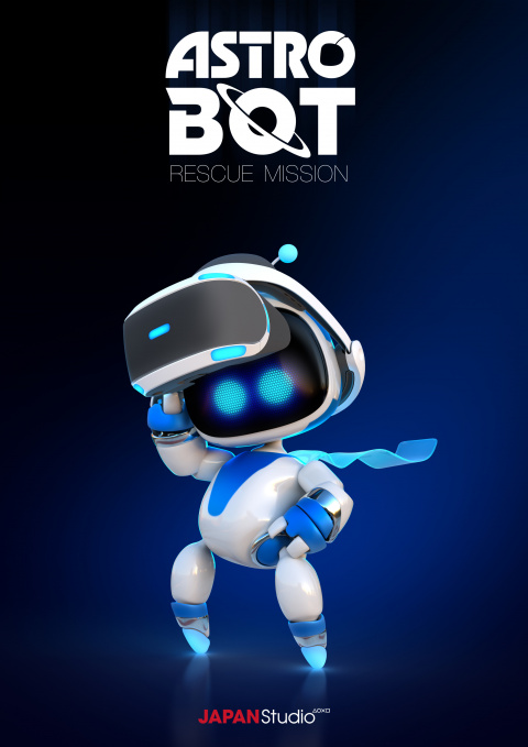 Astro Bot Rescue Mission sur PS4