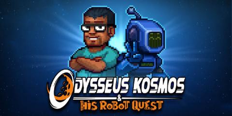 Odysseus Kosmos : Adventure Game sur Android