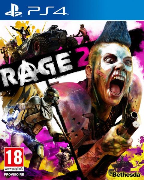 RAGE 2 sur PS4
