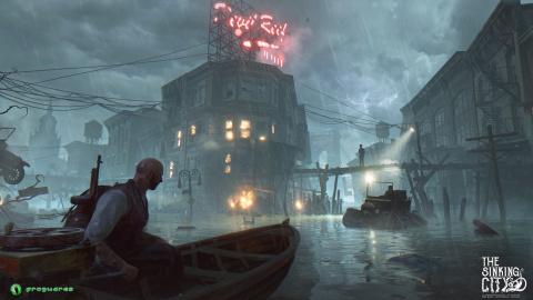 The Sinking City : le mystère plane et vogue vers l'E3
