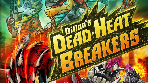 Dillon's Dead-Heat Breakers : Roule ma Boule  sur 3DS