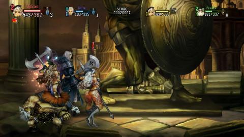 Dragon's Crown Pro : Le retour sublimé du Beat'em All prodigue