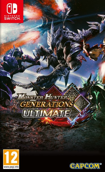 Monster Hunter Generations Ultimate sur Switch