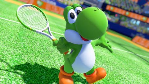 Mario Tennis Aces : Le mode Aventure marque des points ! sur Switch