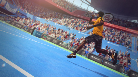 Tennis World Tour : Une simulation qui pêche par sa finition