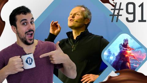 Pause Cafay #91 : La conférence E3 d'Ubisoft se dessine !