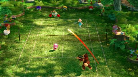 Mario Tennis Aces : Un bon jeu de tennis, mais pas seulement !