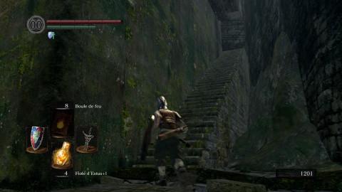 Cave du village des Mort-vivants