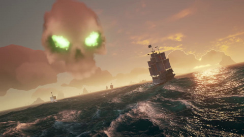Sea of Thieves : A l'abordage de la mise à jour Hungering Deep !
