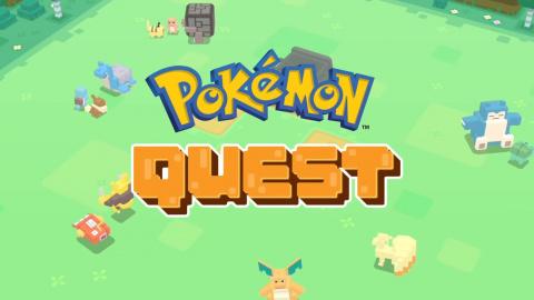Pokémon Quest sur iOS