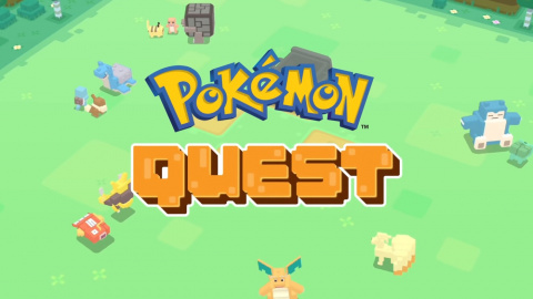 Pokémon Quest sur Android