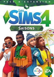 Les Sims 4 : Saisons sur PC