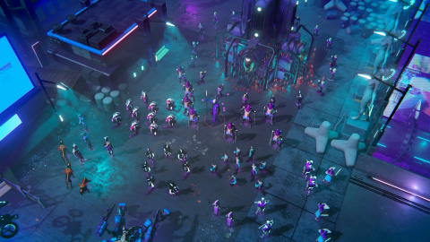 Re-Legion : le STR cyberpunk décale sa sortie en 2019
