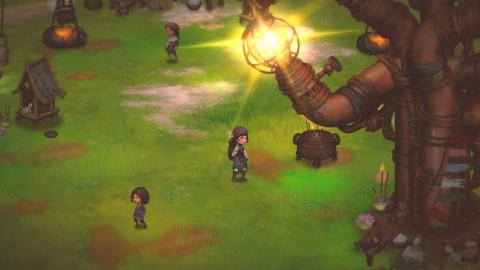 Smoke and Sacrifice : Le RPG orienté survie perdu dans les ténèbres