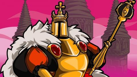 Shovel Knight : King of Cards passe en version alpha