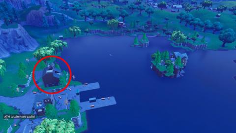 Fortnite, saison 4, guide des défis semaine 5 : carte au trésor de Greasy Grove et faire monter la boule à facettes de Loot Lake