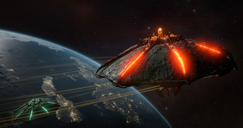 Elite Dangerous : La mise à jour Beyond Chapter Two datée en vidéo