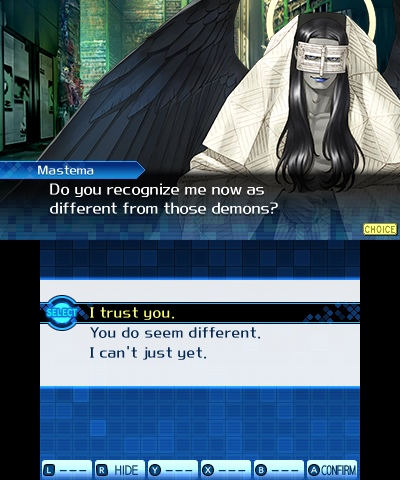 Shin Megami Tensei Strange Journey Redux : la Marquise des démons