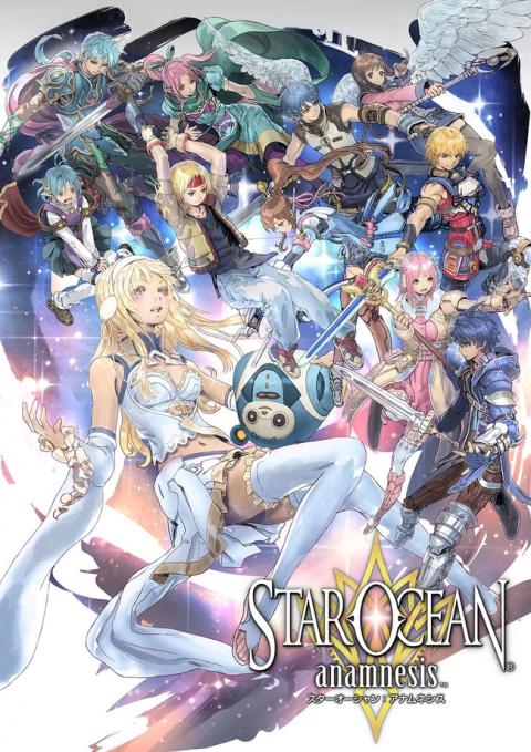 Star Ocean: Anamnesis sur Android