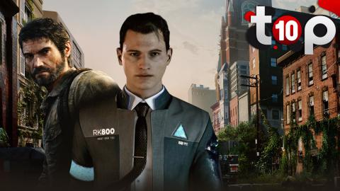 Top 10 des courses-poursuites dans le jeu vidéo