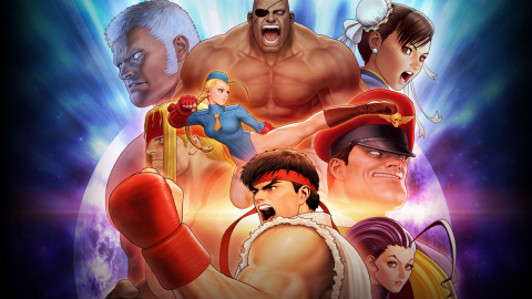 Street Fighter 30th Anniversary Collection : La baston qui collectionne les hits