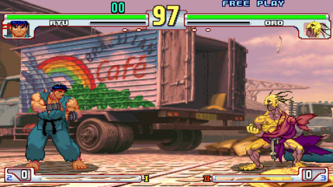Street Fighter 30th Anniversary Collection : La baston d'antan qui collectionne les hits