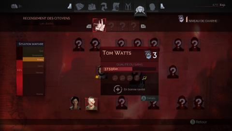 Vampyr : Un portage console difficile pour l'aventure vampirique