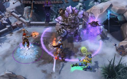 Heroes of the Storm : la Vallée d'Alterac arrive dans le Nexus