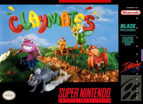 Claymates sur SNES