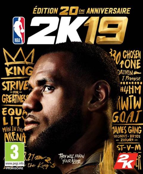 NBA 2K19 sur PC