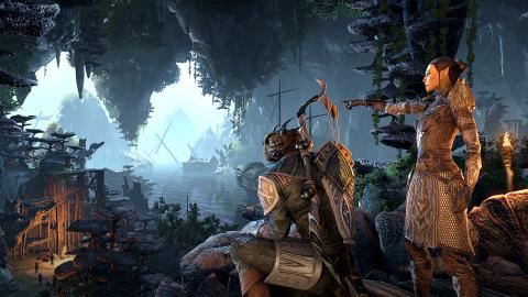 PS Store : The Elder Scrolls Online se met au vert avec Summerset