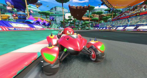 Team Sonic Racing : plus de coop', moins de Sega