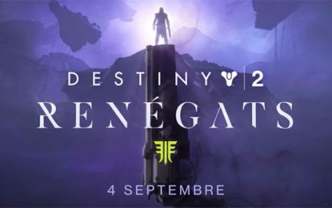 Destiny 2 : Renégats sur PS4
