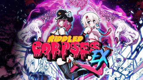 Riddled Corpses EX sur Vita