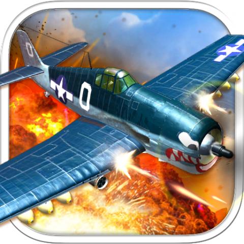 Air Combat Pilot : WW2 Pacific sur iOS