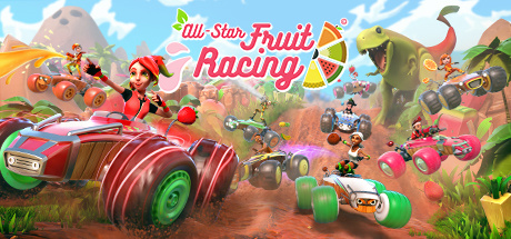 All-Star Fruit Racing sur PS4