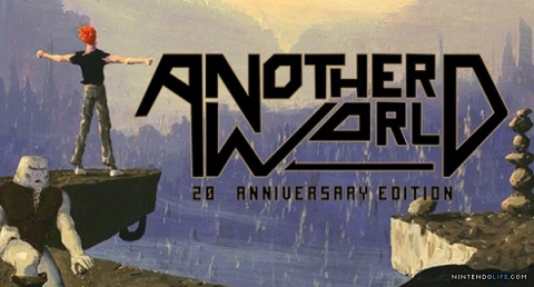 Another World 20th Anniversary Edition sur PS4
