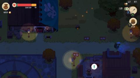 Moonlighter : Un superbe concept hybride, malheureusement mal exécuté