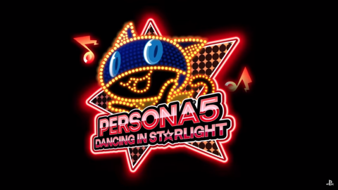 Persona 5 Dancing in Starlight sur Vita