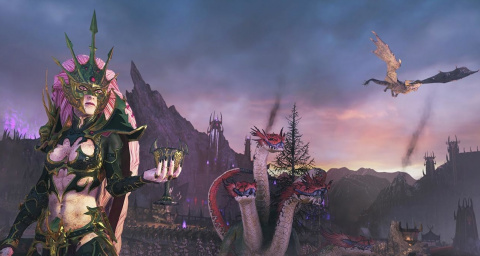 Total War: Warhammer II - The Queen & The Crone : Un DLC convaincant ? sur PC