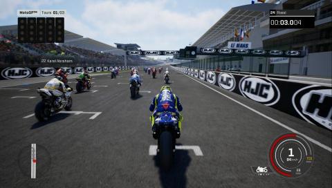 MotoGP 18 : Une édition qui manque de contenu