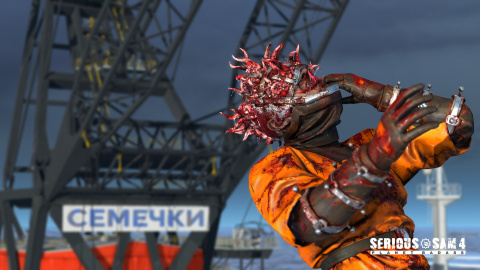 Serious Sam 4 nous livre de nouvelles images et informations