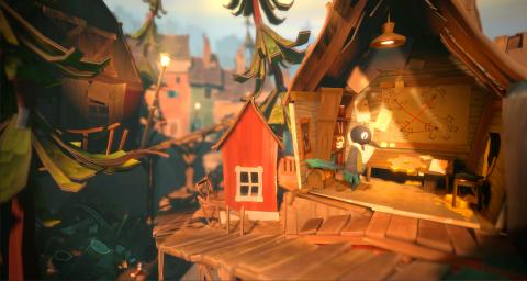 E3 2018 : Sony annonce son nouveau jeu en VR, Ghost Giant
