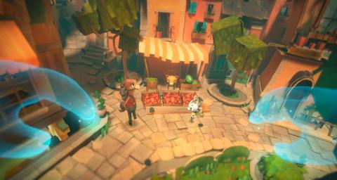 Ghost Giant se trouve une date sur Oculus Quest
